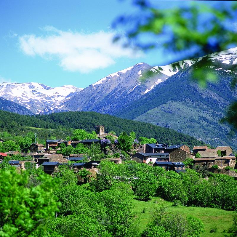 Pirineus. Eller, a la Cerdanya © Patronat Comarcal de Turisme de la Cerdanya