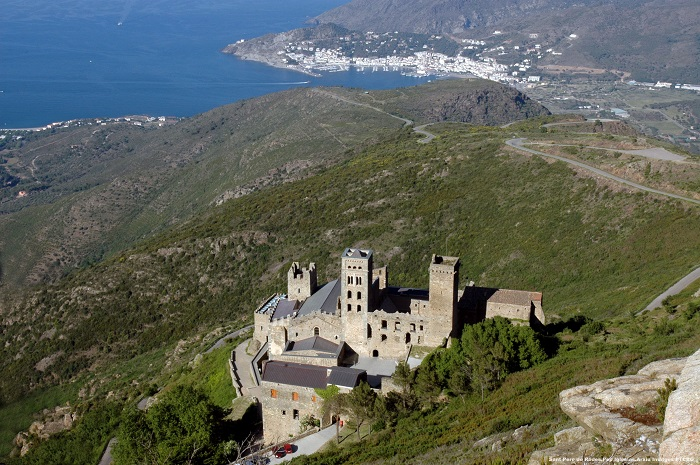 Sant Pere de Rodes - Costa Brava - Katalonien © Patronat de Turisme Costa Brava - Pirineu de Girona