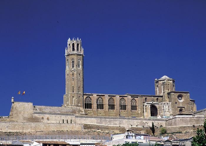 Lleida. La Seu © Patronat de Turisme de la Diputació de LleidaLauren Sansen