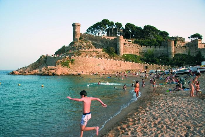 Tossa de Mar - Costa Brava - Katalonien © Servicios Editoriales Georama
