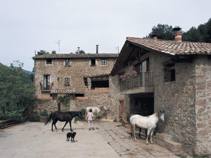 Landhaus © Tina Bagué