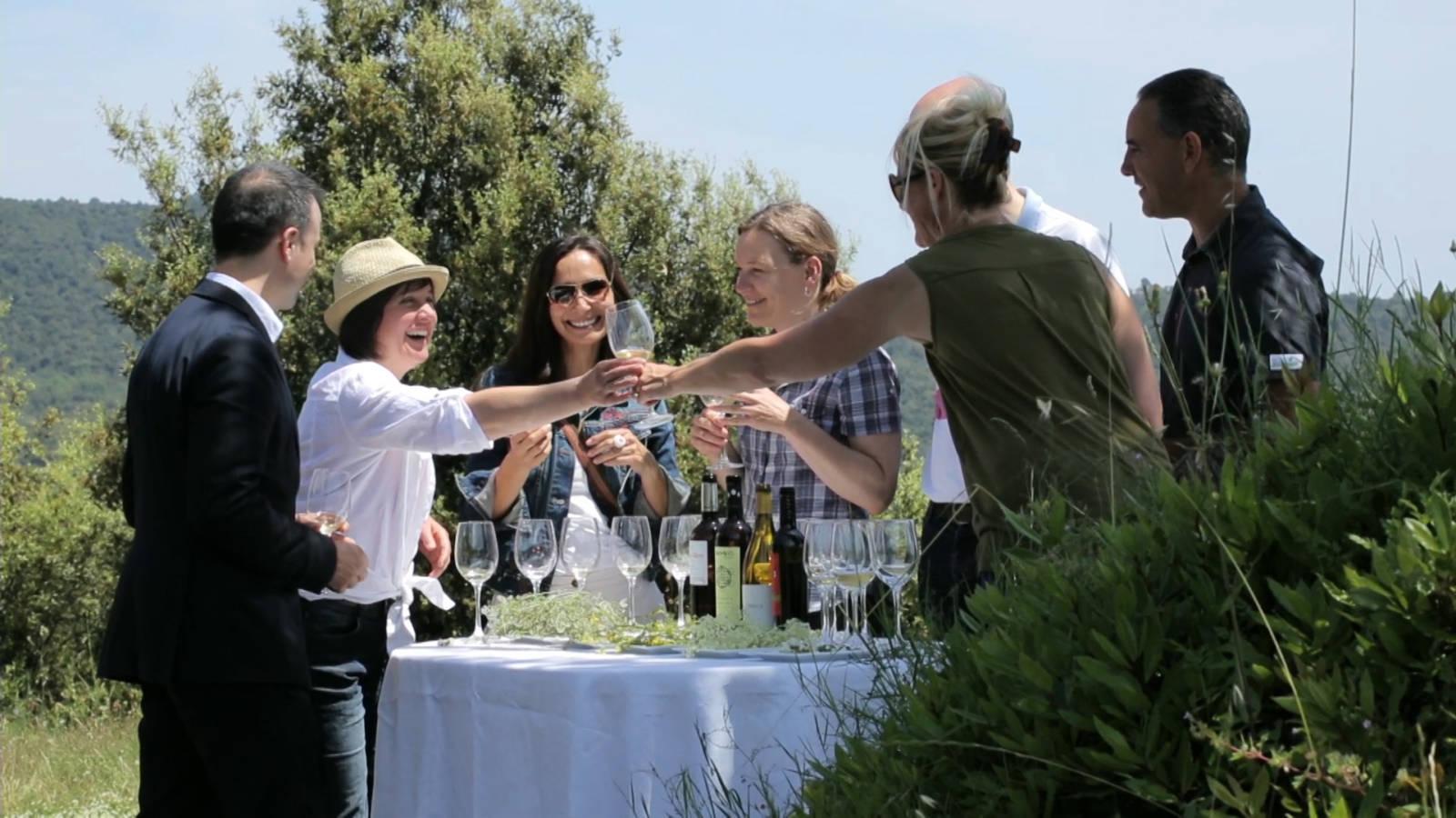 Wein - die schönste Verbindung von Natur und Kultur © Naturalwalks