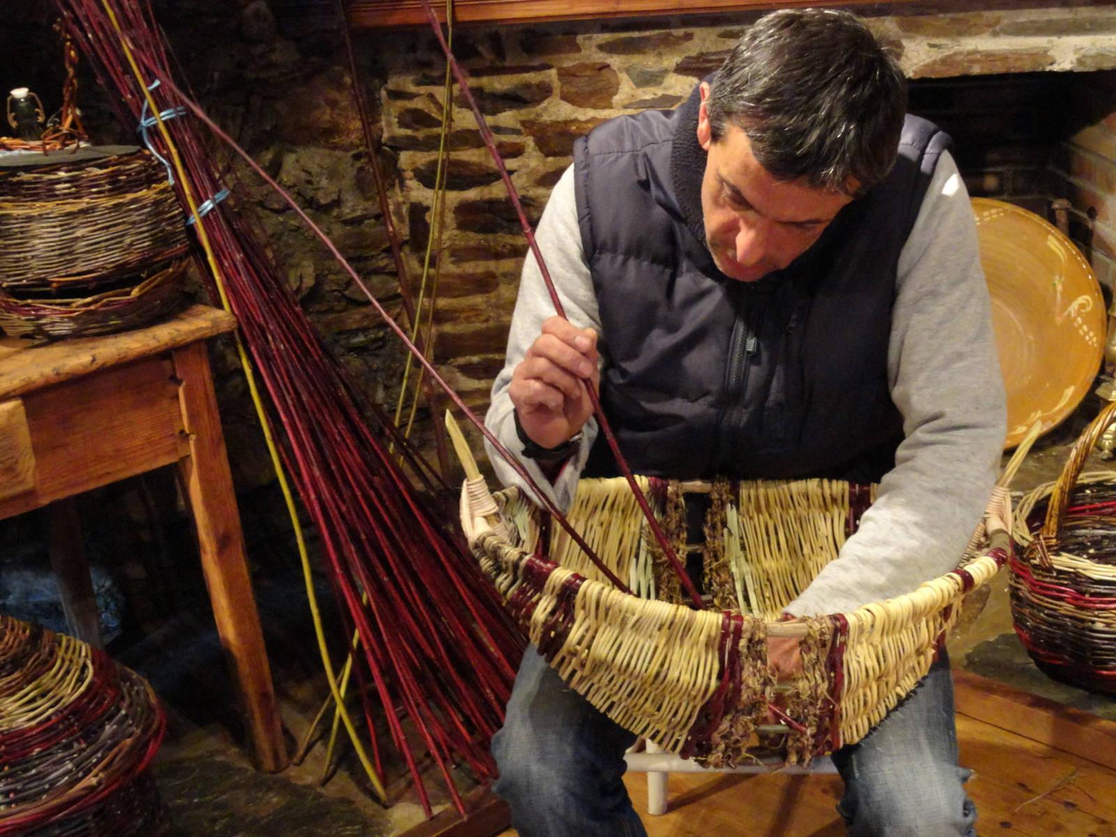 Traditionelles Kunsthandwerk aus dem Val d'Aran © Torisme Aran